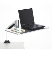 Safco Desktop Sit/Stand Laptop Workstation 2132SL