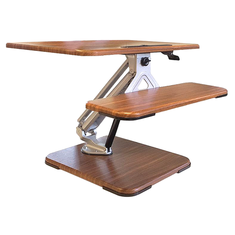 233 WAL- Height Adjustable Desk Riser - egyrdesk
