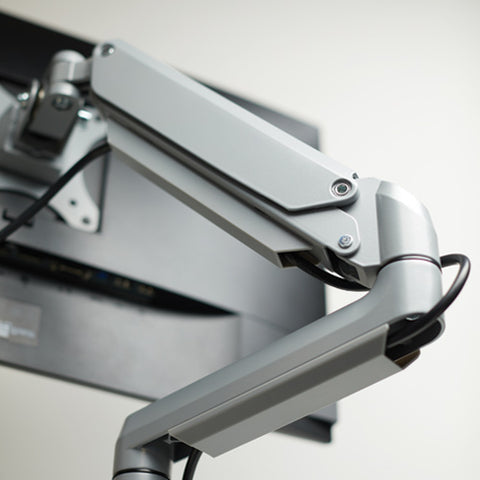 Mobio Monitor Arm with USB Port
