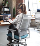 Wit Ergonomic Task and Stool Chair - Egyr