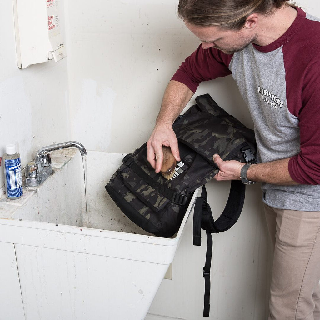 Image result for cleaning a backpack