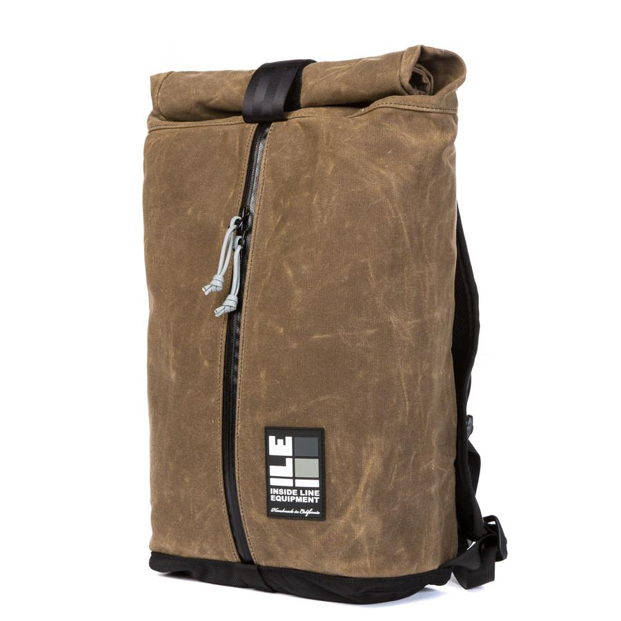 Save over 30%! -  ILE Apex XL Waxed Tan - Ride Auburn
