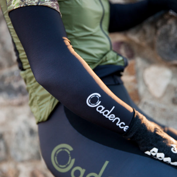 Cadence Collection Fleece Arm Warmers