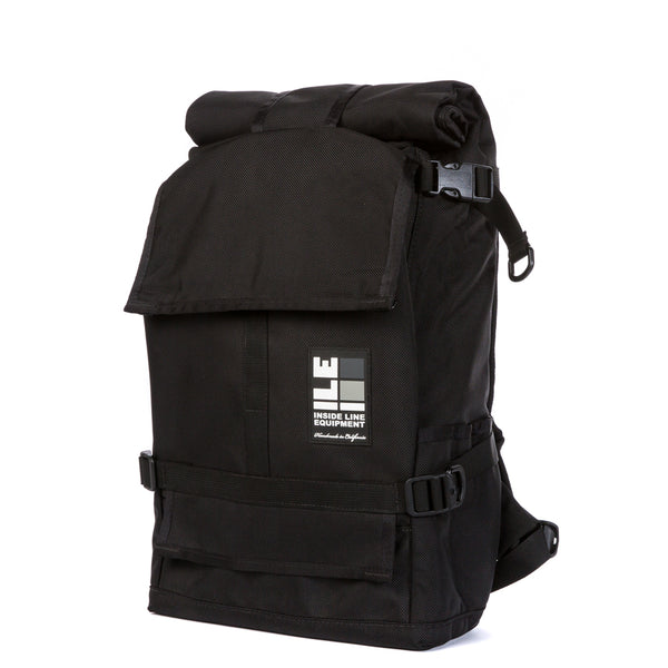 ILE Default Mini Cordura Black - Ride Auburn International shipping