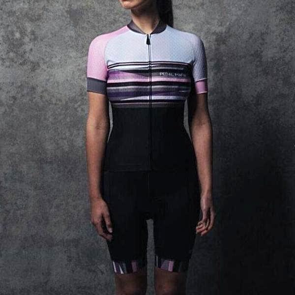 Hype Stripe Pink Women's Kit - SAVE 70%! - Ride Auburn