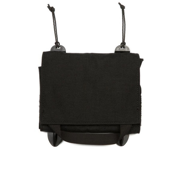 ILE MOLLE Drop pouch  M_01 - Black - Ride Auburn