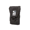 ILE Phone Holster with zip pocket - black XPAC. International shipping
