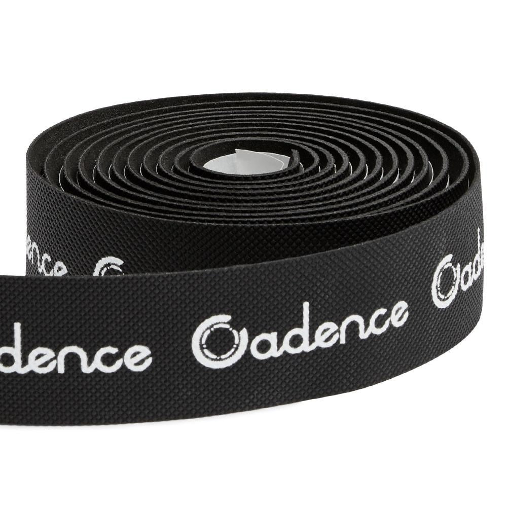 Cadence Prowrap bar tap black/white; anti-slip with shockproof diamond texture
