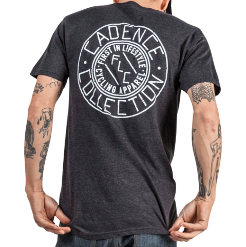 FLC T-Shirt - Black - Ride Auburn