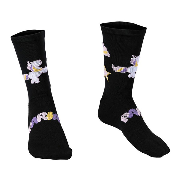 Paria - Unicorn Poop Women's Coolmax Socks - Ride Auburn
