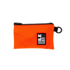 ILE Zipped Cycing Wallet Blaze - holds iphone 7, money, cards. Fits into cycle jersey pocket