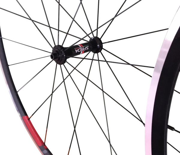 Spada Stiletto Dark - ex Display Front wheel - Ride Auburn