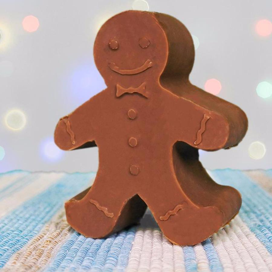 Organic Gingerbread Soap *Limited Edition*