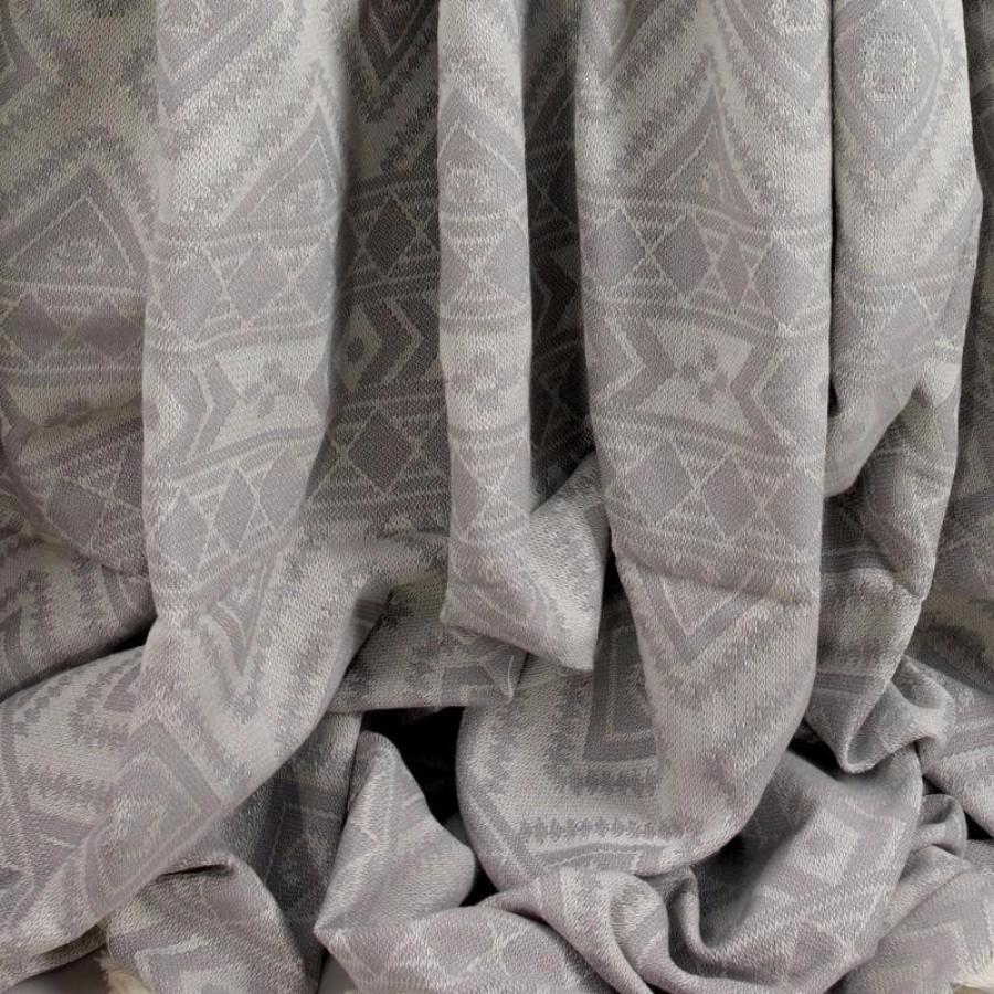 Organic Cotton Turkish Blanket - Native Pattern