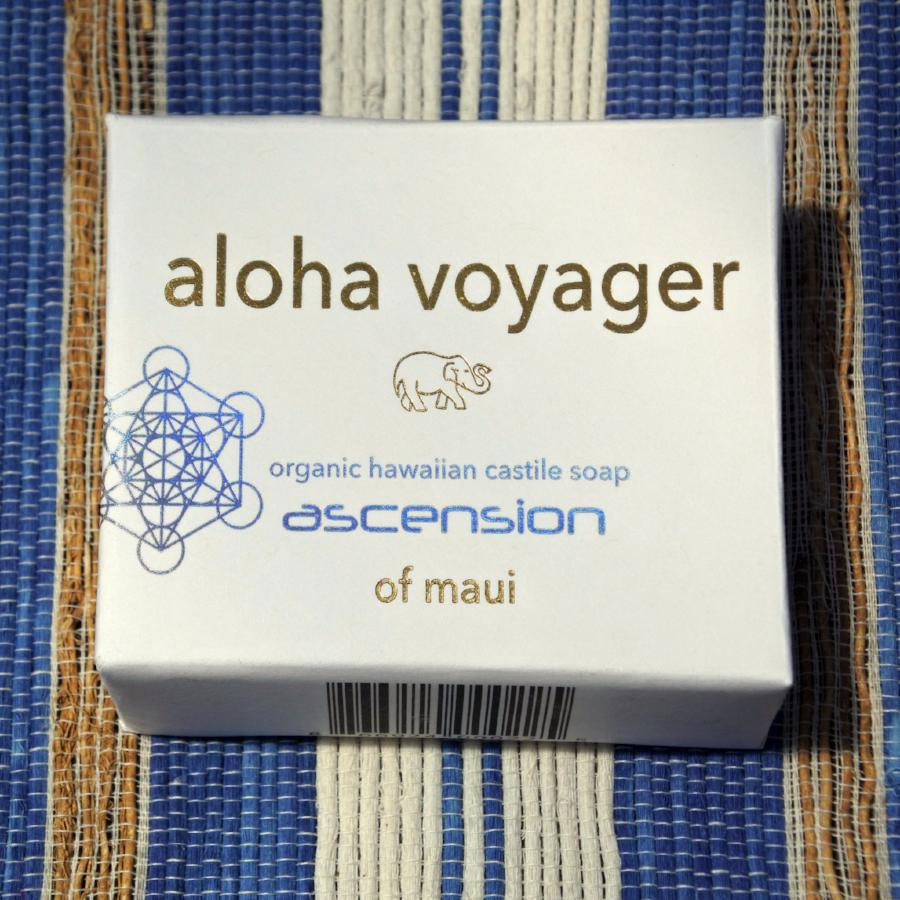 Organic Ascension Unscented Hawaiian Castile Soap