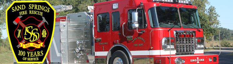 Sand Springs OK Fire Department | New Fire Station Furniture
