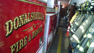 Donalsonville Fire Department (GA) | New Firehouse Furniture