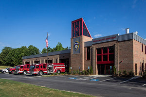 Indian Land (Lancaster SC) Fire Department | Custom Logo Firehouse Recliners & Office Chairs