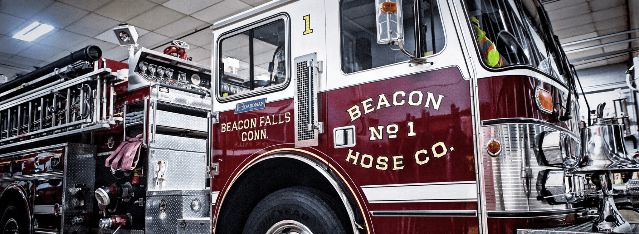 Beacon Hose Co. No. 1 - Beacon Falls CT | New Ultimate Firefighter Recliner Seating