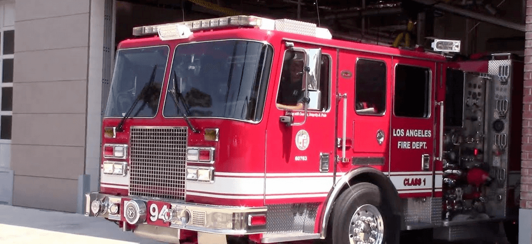 LA Fire Dept Station 94 Testimonial | Fire Station Furniture