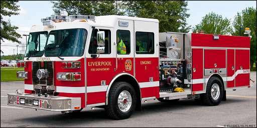 Liverpool NY Fire Department | The Ultimate Firefighter Recliner™ Big & Tall