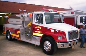 Silk Hope Vol Fire Dept, Siler City NC | The Ultimate Firefighter Recliner™