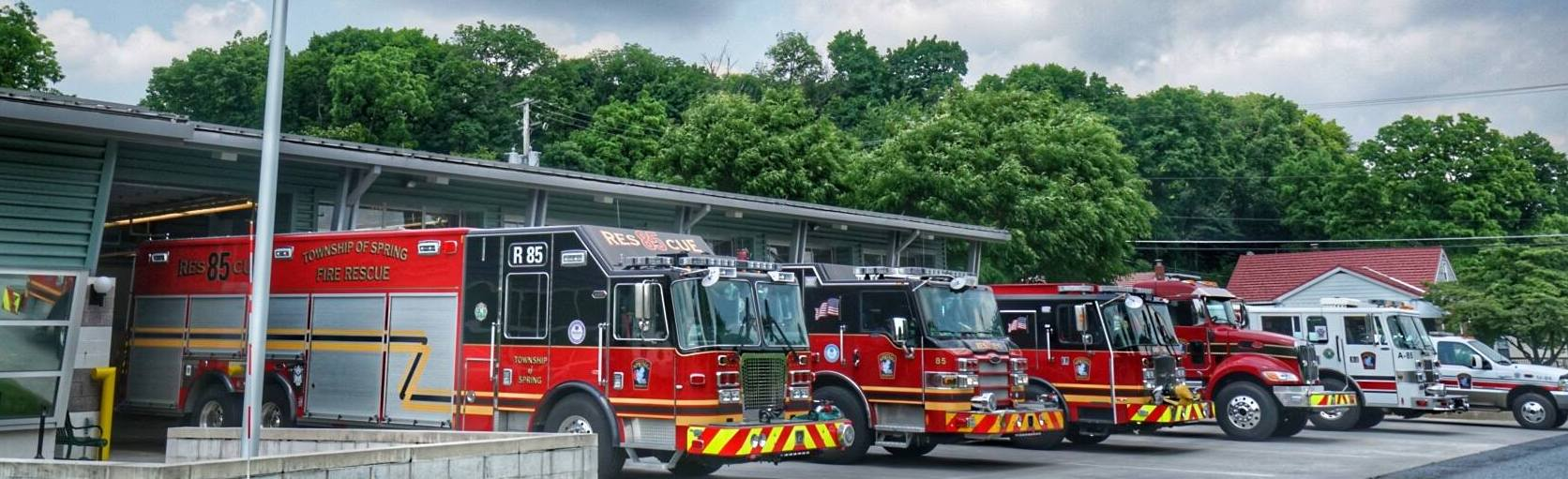The Township of Spring in West Lawn PA, Equip Their Station with New Firehouse Recliners