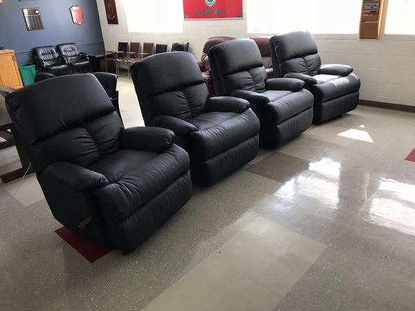 oakmont fire company firefighter recliner