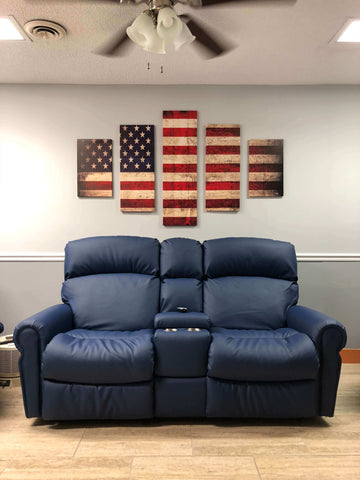 Timmonsville Rescue firefighter recliner