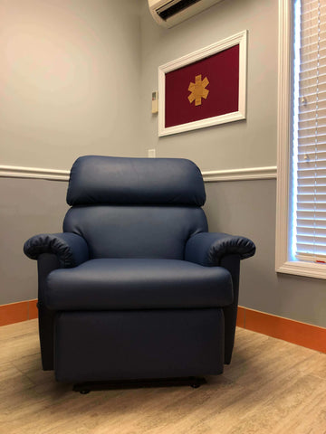 Timmonsville Rescue ultimate firefighter recliner