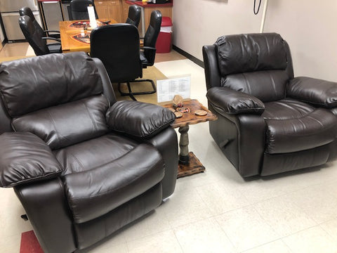 firehouse recliner
