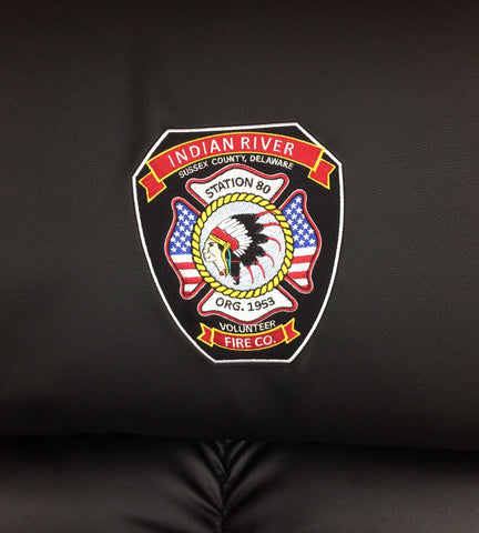 custom logo ultimate firefighter recliner