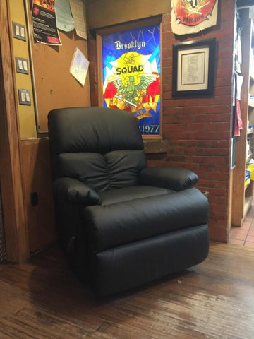 fdny squad 1 the ultimate firefighter recliner