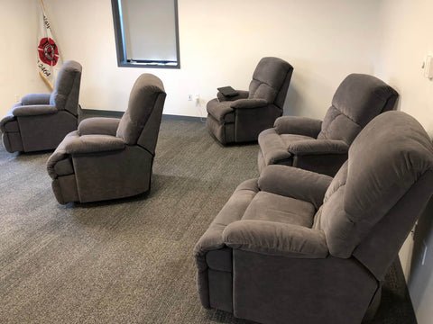 walpole fire station recliner