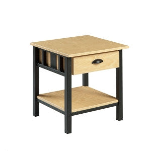 Steel Collection Nightstand - Fire Station Furniture