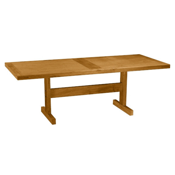 Firehouse Collection™ Dining Table - Solid Wood - Fire Station Furniture