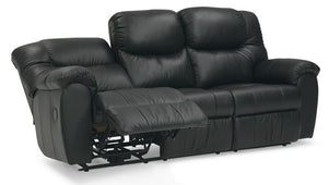 Duty-Built® Double Reclining Sofa - FREE SHIPPING with 2+