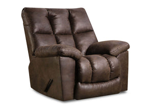 Duty-Built™ Station Basics Big & Tall Rocker Recliner - FREE SHIPPING AVAILABLE* - Fire Station Furniture