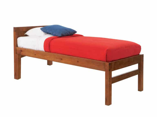 Firehouse Collection™ Adjustable Height Solid-Wood Bed