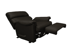 The Ultimate Firefighter Recliner™ CUSTOM EMBROIDERED - SPACE SAVER - FREE SHIPPING - Fire Station Furniture