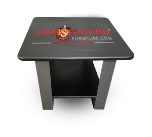 Duty-Built Custom Logo End Table