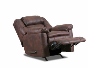 Duty-Built™ Station Basics Rocker Recliner - FREE SHIPPING with 2+ - Fire Station Furniture