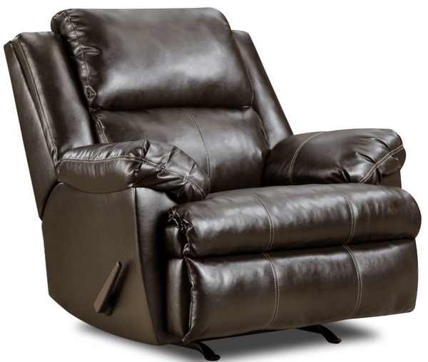 Station Basics Landmark Rocker-Recliner - Fire Station Furniture