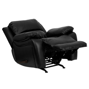 Duty-Built™ Engine Co. Heavy-Duty Rocker Recliner - FREE SHIPPING - Fire Station Furniture