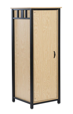 Firehouse Collection™ Steel Wardrobe - Small - Fire Station Furniture