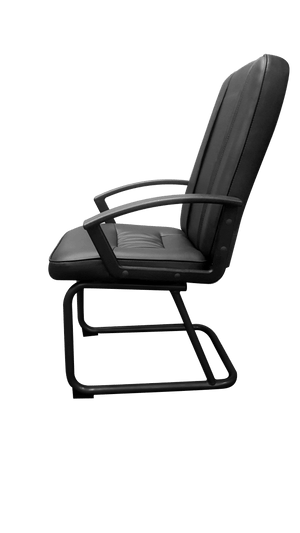 Duty-Built® Sled Base Chair - FREE SHIPPING with 2+