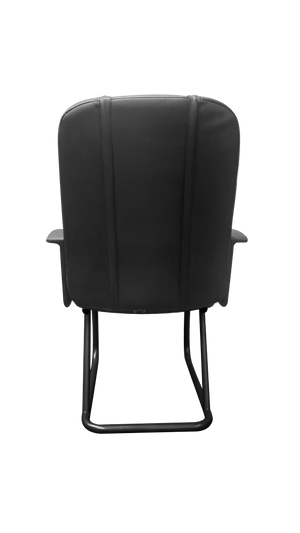 Duty-Built® CUSTOM EMBROIDERED Sled Base Chair - FREE SHIPPING with 2+
