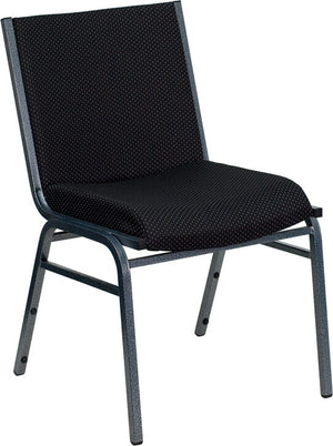 Duty-Built™ 550 lb. Capacity Heavy Duty Stack Chair - FREE SHIPPING