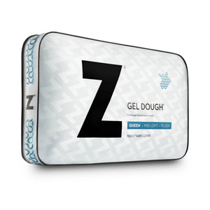 Gel Memory Foam Dough Pillow