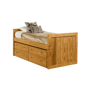 Firehouse Collection™ Captains Bed - Fire Station Furniture